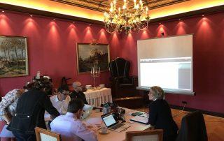 eagleControl-Seminar im Hotel Romantischer Winkel: Team HOTEL