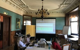 eagleControl-Seminar im Hotel Romantischer Winkel: Team LOHNBUCHHALTUNG