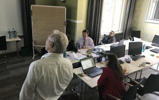eagleControl-Seminar im Hotel Romantischer Winkel: Team FINANZBUCHHALTUNG