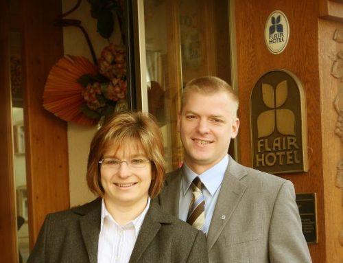 Herzlich Willkommen, Flair Hotel Weinstube Lochner!