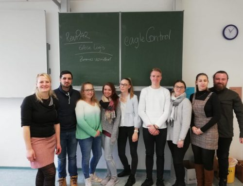 eagleControl an der Landesberufsschule Tettnang