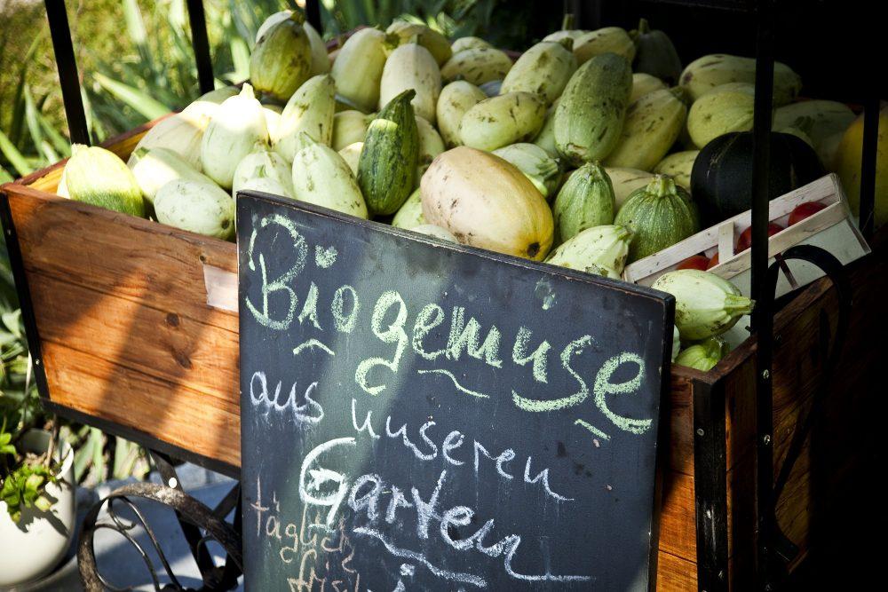 Gemüse im Flair Hotel Reuner